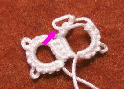 引き出した糸